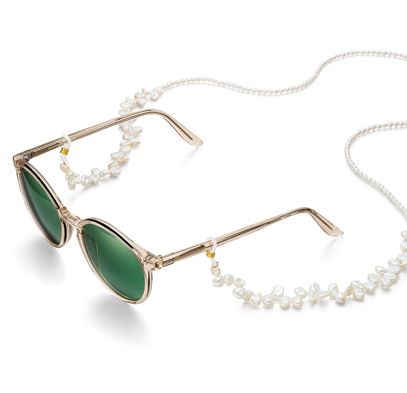 Hesse-Perlen-Brillenkette