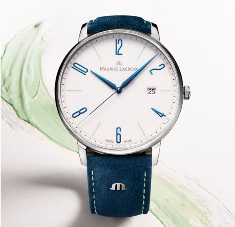 Maurice Lacroix - ELIROS Date 25th Anniversary